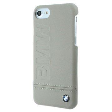 iPhone 7 BMW Signature Imprint Case Beige
