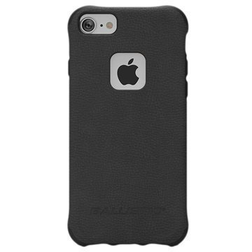 iPhone 7 Ballistic Urbanite Leather Case Black
