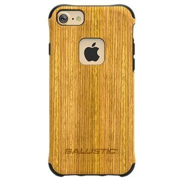 iPhone 7 Ballistic Urbanite Select Case Honey Wood