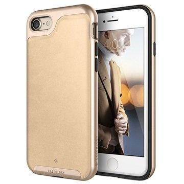 iPhone 7 Caseology Envoy Kotelo Beige