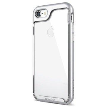 iPhone 7 Caseology Skyfall Suojakuori Hopea