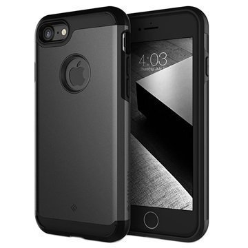 iPhone 7 Caseology Titan Kotelo Asemetalli