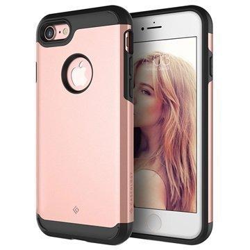 iPhone 7 Caseology Titan Kotelo Ruusukulta