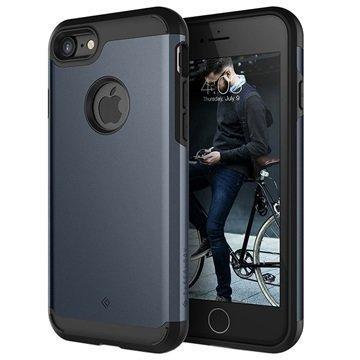 iPhone 7 Caseology Titan Kotelo Tummansininen