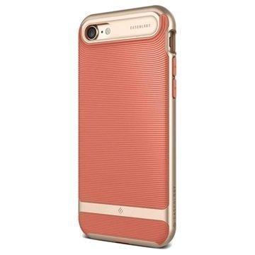 iPhone 7 Caseology Wavelength Suojakuori Koralli Vaaleanpunainen
