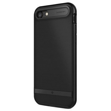 iPhone 7 Caseology Wavelength Suojakuori Matta Musta