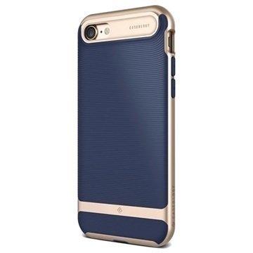 iPhone 7 Caseology Wavelength Suojakuori Tummansininen