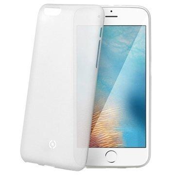 iPhone 7 Celly Frost Kotelo Valkoinen
