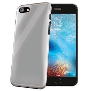 iPhone 7 Celly Gelskin TPU Suojakuori Läpinäkyvä