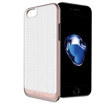 iPhone 7 Cygnett UrbanShield Suojakuori Pinkki / Valkoinen