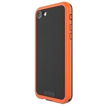 iPhone 7 Dog&Bone Wetsuit Waterproof Case Black / Orange