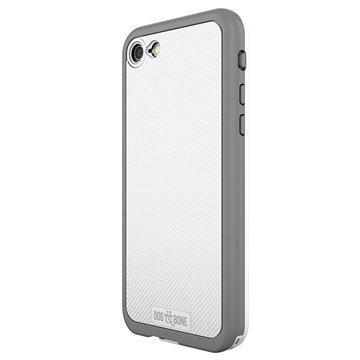 iPhone 7 Dog&Bone Wetsuit Waterproof Case White / Grey