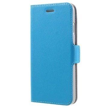 iPhone 7 Doormoon Läppäkotelo Sininen