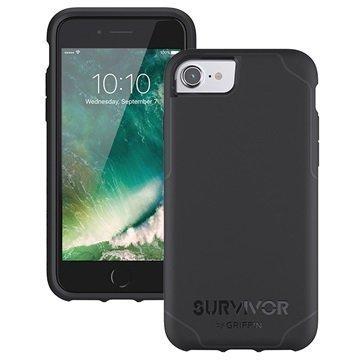 iPhone 7 Griffin Survivor Journey Kuoret Musta