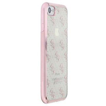 iPhone 7 Guess 4G TPU Suojakuori Ruusukulta