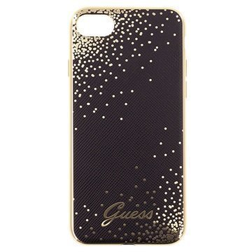 iPhone 7 Guess Dots Case Black