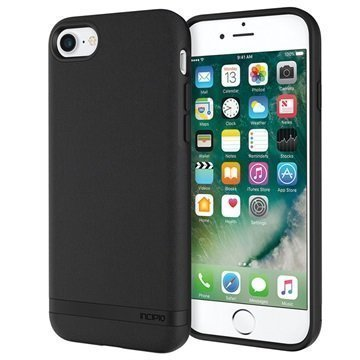 iPhone 7 Incipio Carnaby Esquire Kotelo Musta