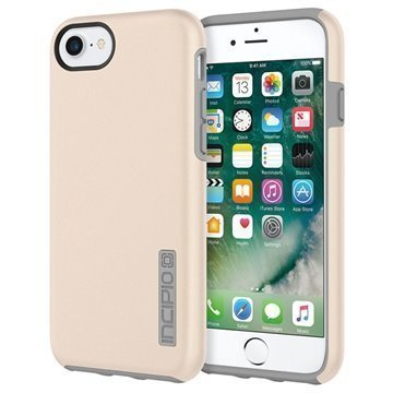 iPhone 7 Incipio DualPro Kotelo Samppanja / Harmaa