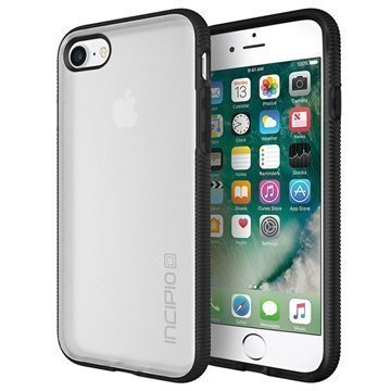 iPhone 7 Incipio Octane Kotelo Huurre / Musta