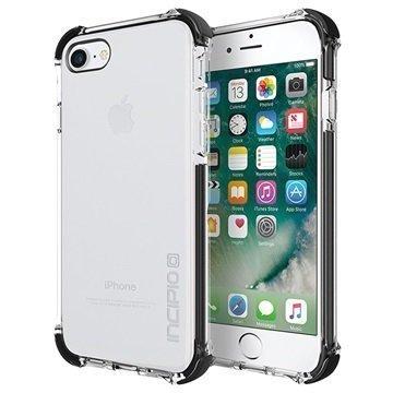 iPhone 7 Incipio Reprieve Sport Kotelo Kirkas / Musta