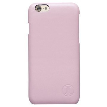 iPhone 7 JT Berlin Nahkakotelo Style Pure Pinkki
