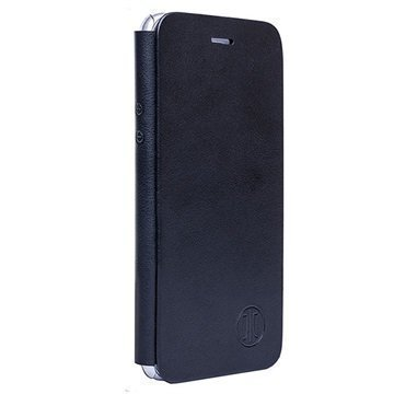 iPhone 7 JT Berlin Schoneberg Foliokotelo Musta