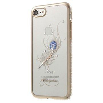 iPhone 7 Kingxbar Star Suojakuori Riikinkukon Sulka