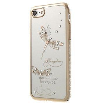 iPhone 7 Kingxbar Star Suojakuori Sudenkorento