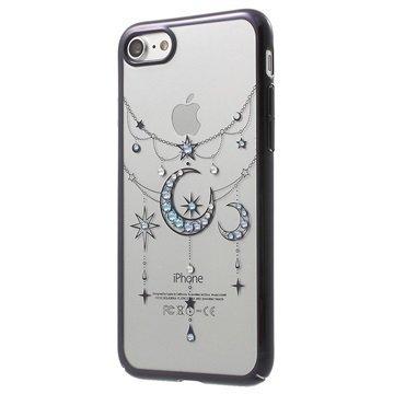 iPhone 7 Kingxbar Swarovski Suojakuori Kuu
