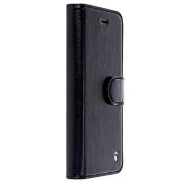 iPhone 7 Krusell Ekerö 2-in-1 Lompakkokotelo Musta