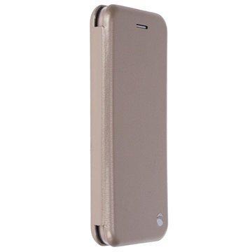 iPhone 7 Krusell Orsa Foliokotelo Kulta