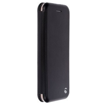 iPhone 7 Krusell Orsa Foliokotelo Musta
