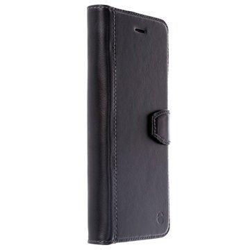 iPhone 7 Krusell Sigtuna Lompakkokotelo Musta
