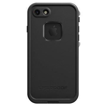 iPhone 7 LifeProof Fre Vedenkestävä Kotelo Musta