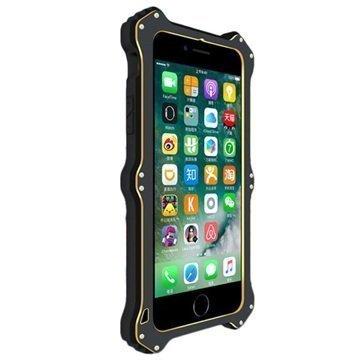 iPhone 7 Love Mei MK2 Kotelo Musta
