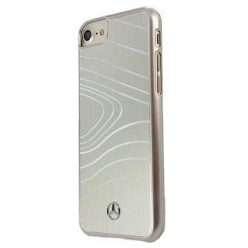 iPhone 7 Mercedes-Benz Organic III Aluminum Case Gold