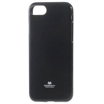 iPhone 7 Mercury Goospery TPU Case Black