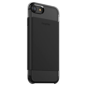 iPhone 7 Mophie Base Wrap Case Black