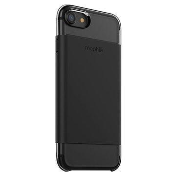 iPhone 7 Mophie Base Wrap Case Black