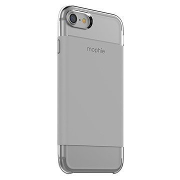 iPhone 7 Mophie Base Wrap Case Grey