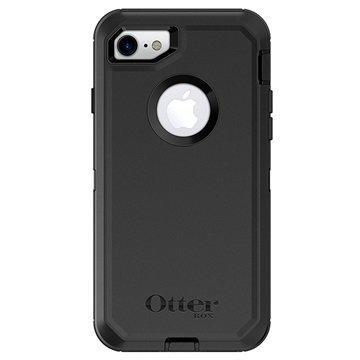 iPhone 7 OtterBox Defender Suojakotelo Musta