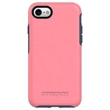 iPhone 7 OtterBox Symmetry Series Kotelo Pinkki