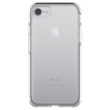 iPhone 7 Otterbox Symmetry Clear Suojakuori Kirkas