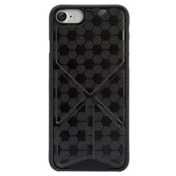 """iPhone 7 Ozaki O!Coat 0.3+ Totem suojakuori â"""" Musta"""