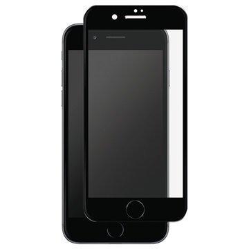 iPhone 7 Panzer Full-Fit Näytönsuoja Karkaistu Lasi Musta