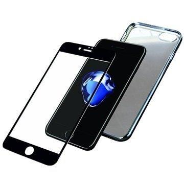 iPhone 7 PanzerGlass Premium Suojaussetti Musta / Tähtiharmaa