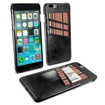 iPhone 7 Plus Alston Craig korttitaskullinen suojakotelo Ruskea