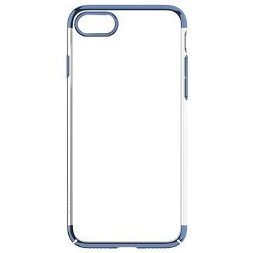 iPhone 7 Plus Baseus Glitter Suojakuori Tummansininen