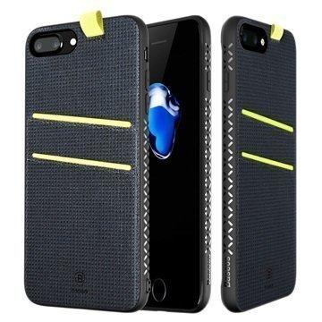 iPhone 7 Plus Baseus Lang Case Black