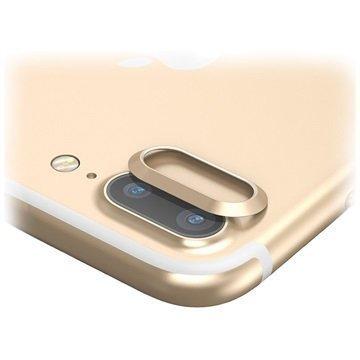 "iPhone 7 Plus Baseus kameran linssin suojarengas â"" Kulta"